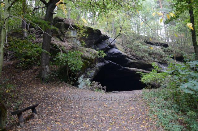 Velká cikánská jeskyně