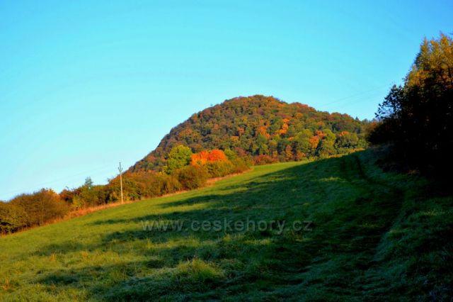 Ráno pod Kozím vrchem