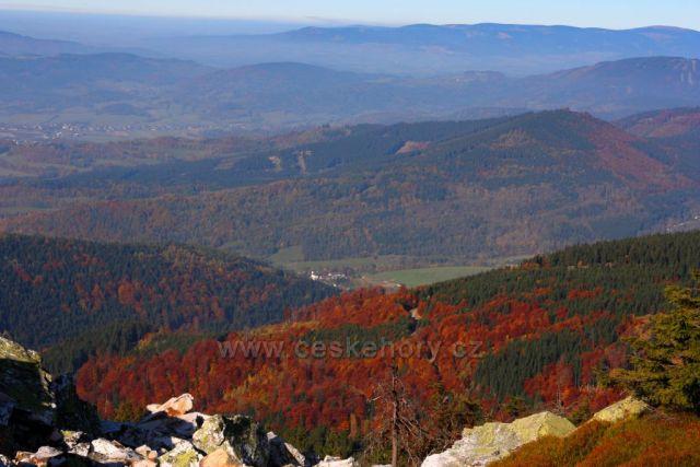 Podzim v Jeseníkách
