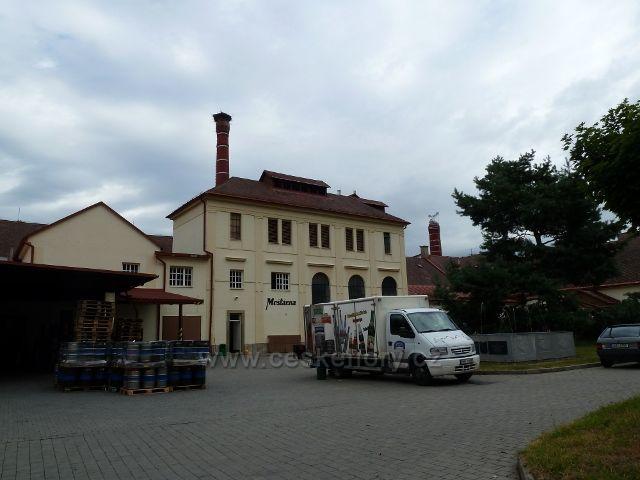 Rychnov nad Kněžnou - moštárna na nádvoří Městského pivovaru
