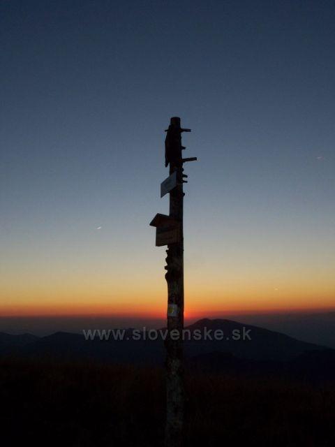 soumrak na Borišovu.....