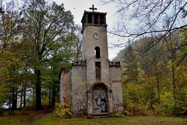 Zřícenina pravoslavného kostela