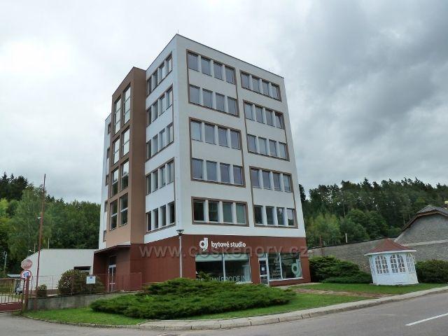 Jablonné nad Orlicí - objekt výrobního družstva Dřevotvar