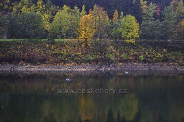 Podzim na Labské