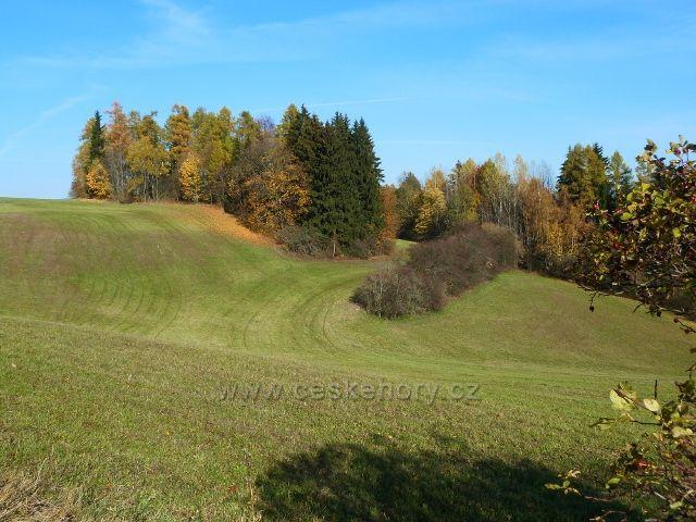 Habartice - partie pod silničkou do Vikantic