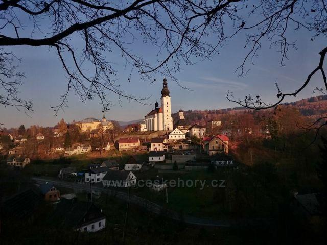 Branná - zámek