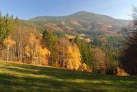Podzimní lysá hora