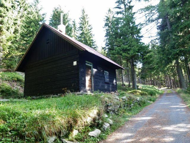 Dolní Morava - Zbojnická chata