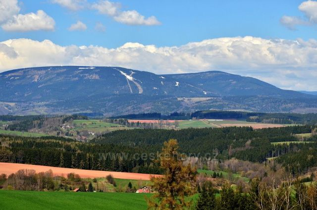 Černá Hora od Chotěvic