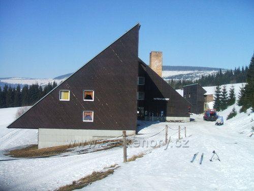 Tetřeví boudy
