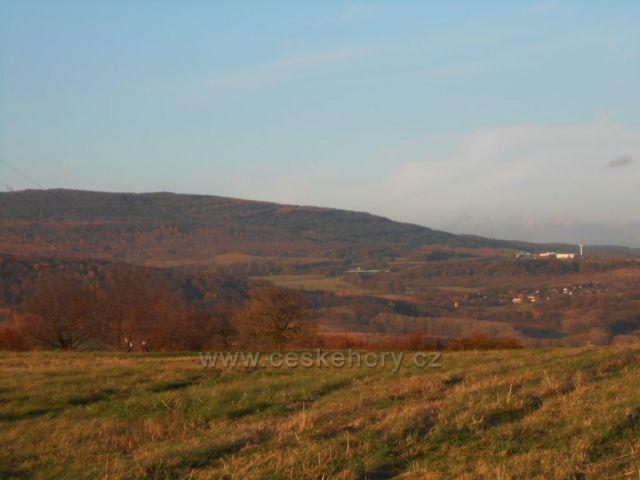 Krušné hory - východ směr Petrovice