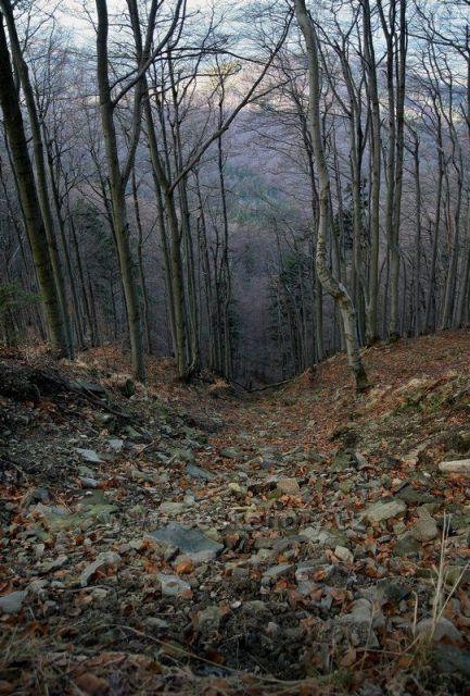 Peklo pod Javorovým