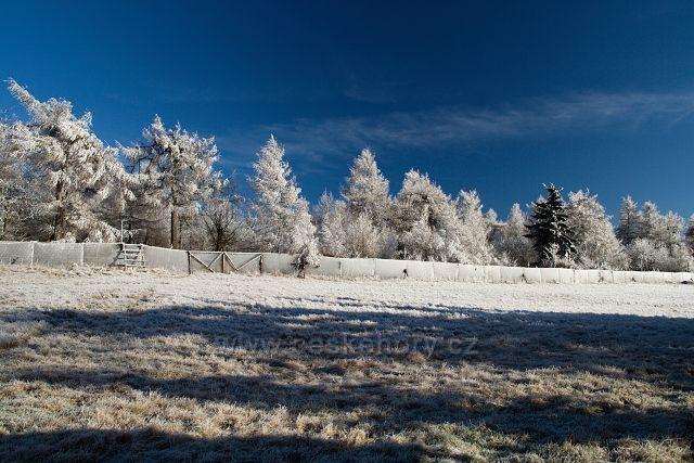 Mrazivá zima v Zákoutí