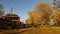 Podzim na chatě Kozakov