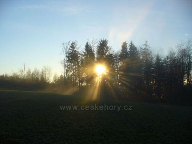 Západ slunce u Měšnice_3