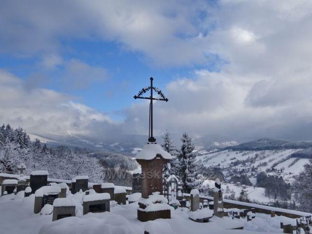 Hřbitov v Pasekách nad Jizerou