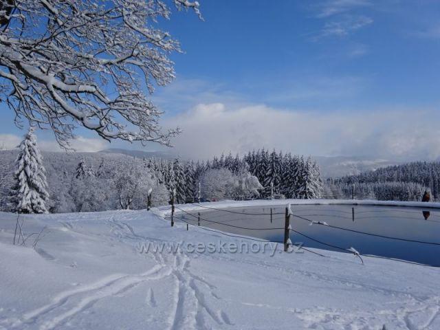 Bosna- Paseky nad Jizerou