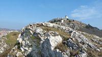 Svatý kopeček z Olivetské hory