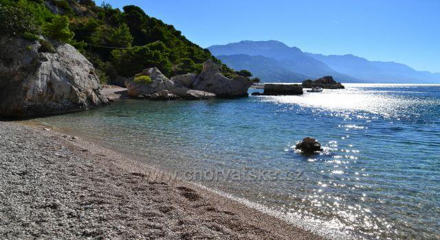 Pláž v Marušiči 2