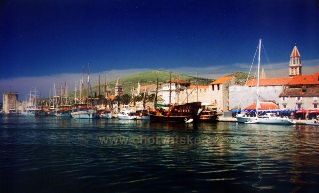 město Trogir