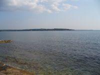 Novigrad-pohled na poloostrov Lanternu