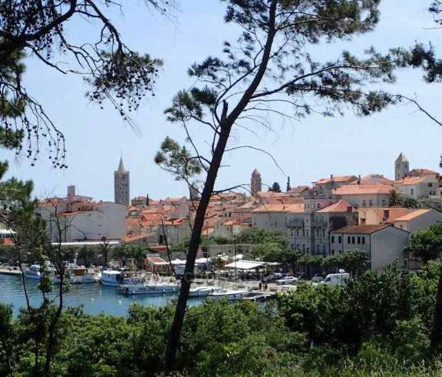 Marina město Ráb