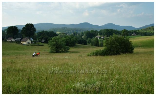 Cyklostezka do Mníšku