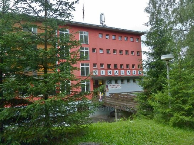 Visalaje - horský hotel Visalaje