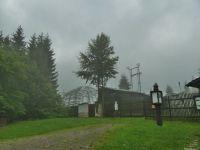 Visalaje - výzkumná stanice EEP Bílý kříž