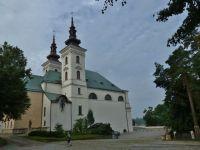 Vranov - poutní kostel Narození Panny Marie