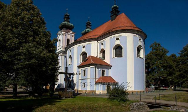 Kostel Panny Marie Bolestné Sloup