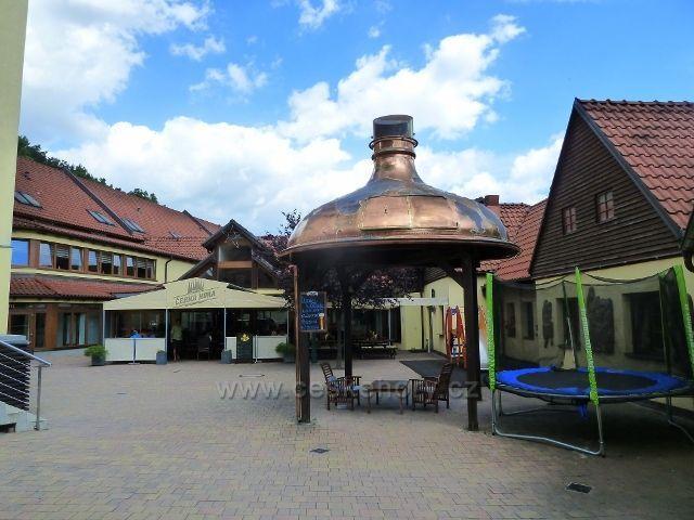 Černá Hora - pivovarská restaurace a hotel