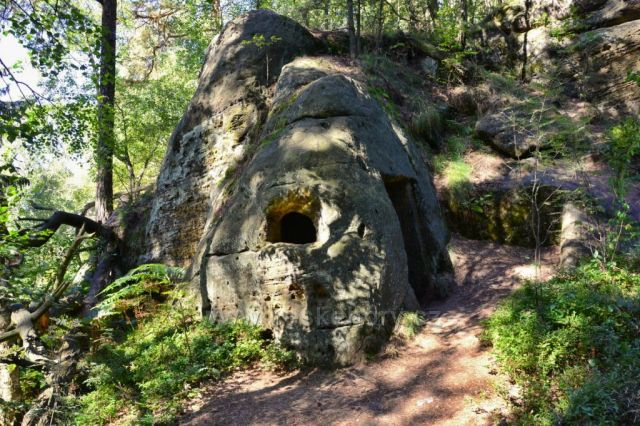 Jeskyně Poustevna
