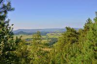 Tisový vrch - vyhlídka