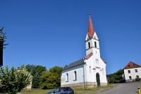 Svojkov - Kostel