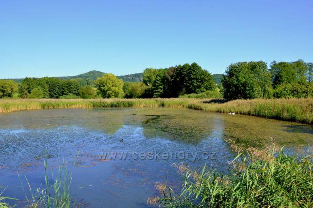 Výroční rybník