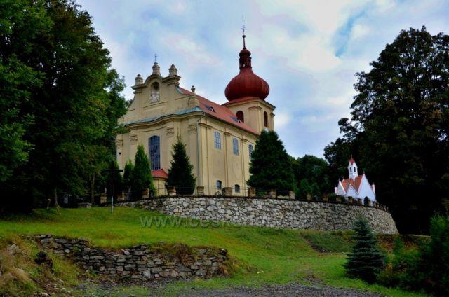 Polevsko-kostel Nejsvětější Trojice