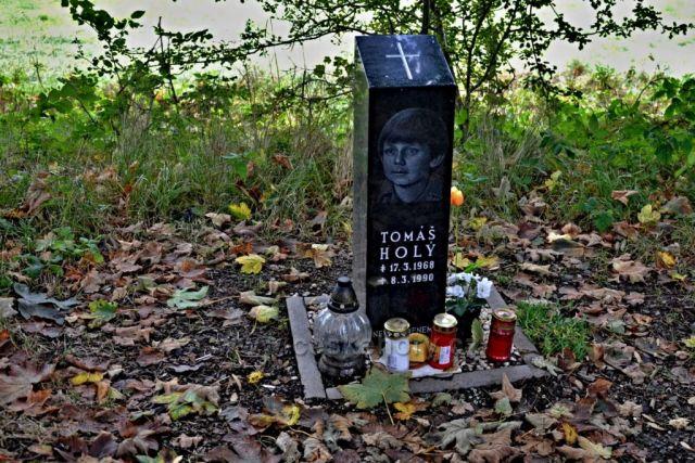 Památník Tomáše Holého