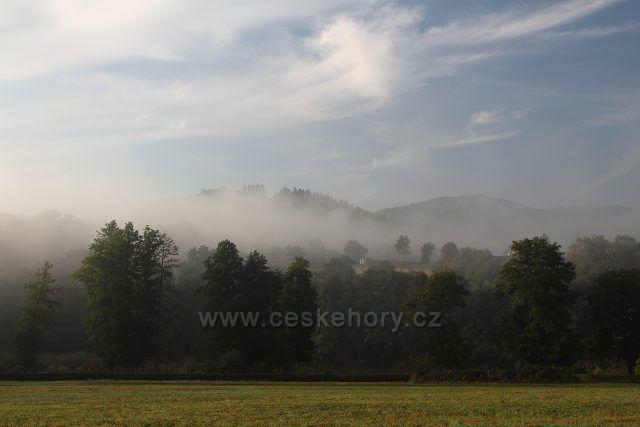 Mlha u Oslovic