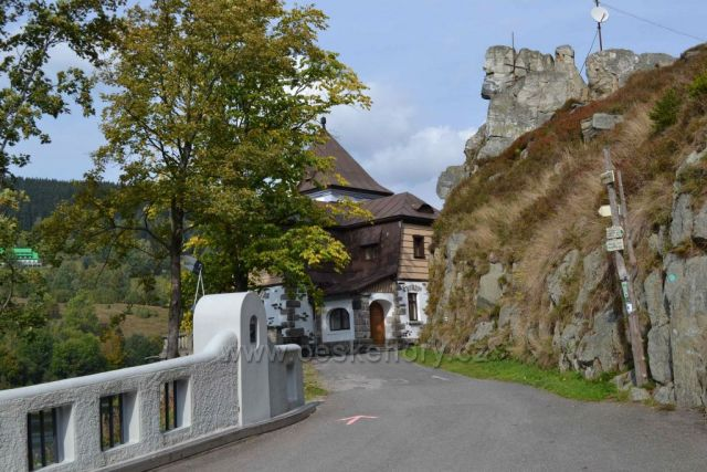 Přehrada Špindlerův mlýn IV
