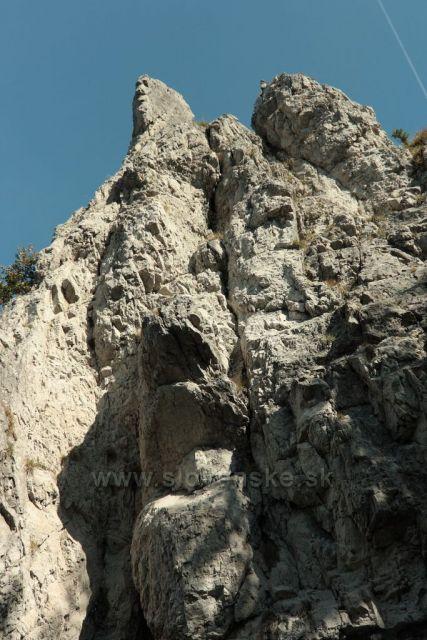 Sokolie - Obří skály