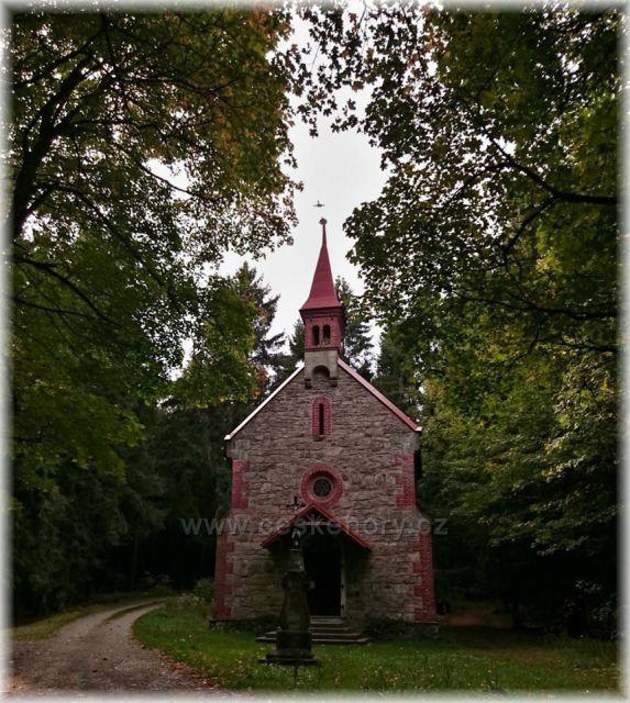 Kaple na Svaté Trojici