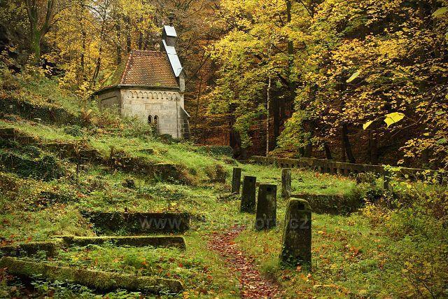 Claryho kaple v Hřensku