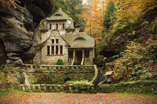 Kamenný dům (bývalá výrobna acetylenu)