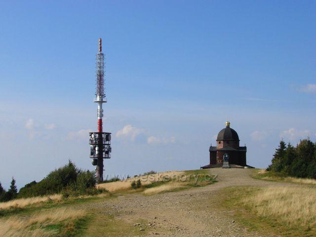 Radhošť-vrchol