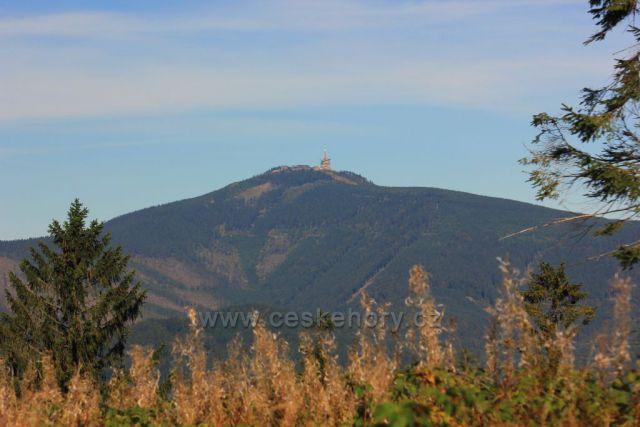 Lysá hora, Gruň