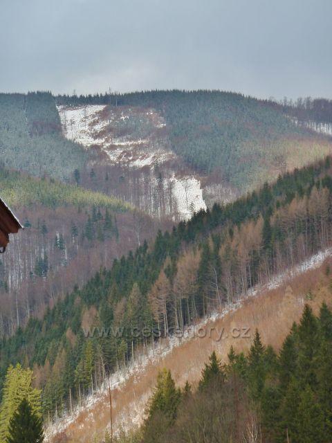 Pohled do Dlouhého údolí