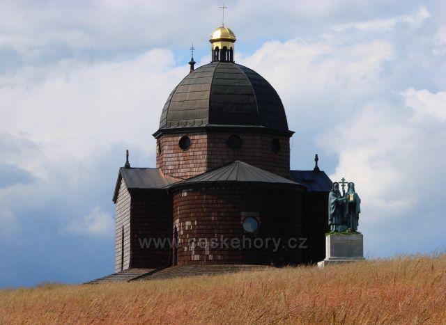Radhošť-kaple