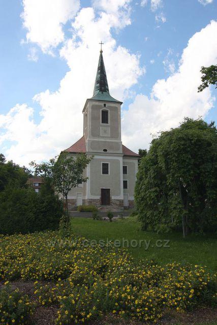 Kostel Měděnec