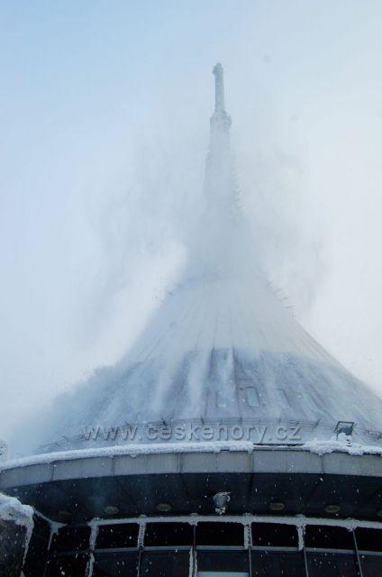 Když se z věže, uvolní lavina .-)